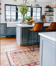 RUGS IN THE KITCHEN?