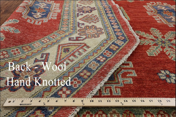 A GUIDE TO HAND-KNOTTED WOOL RUGS